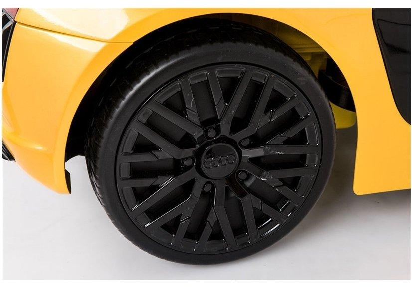 Elektrické autíčko Audi R8 Spyder S