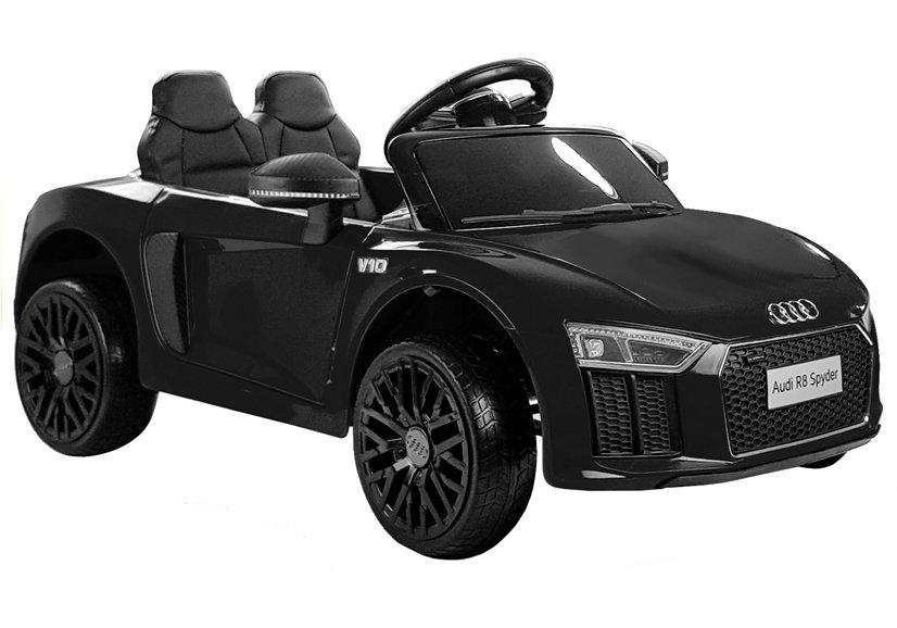 Beneo Elektrické autíčko Audi R8 small - černé