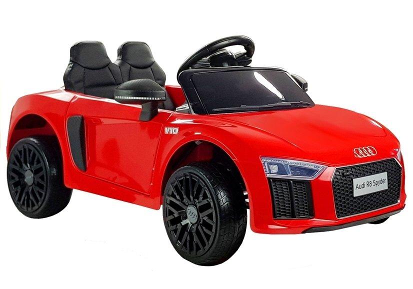 Beneo Elektrické autíčko Audi R8 small - červené