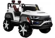 Elektrické autíčko Džíp Chrome