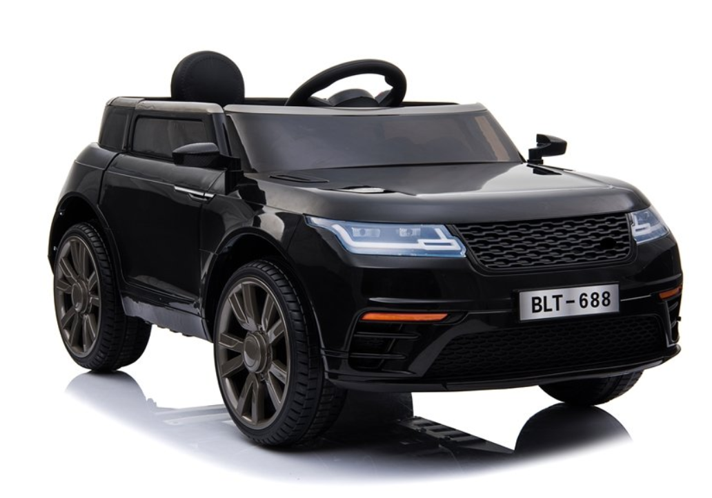 Elektrické autíčko BLT-688 - černé