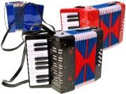 Velká dětská tahací harmonika