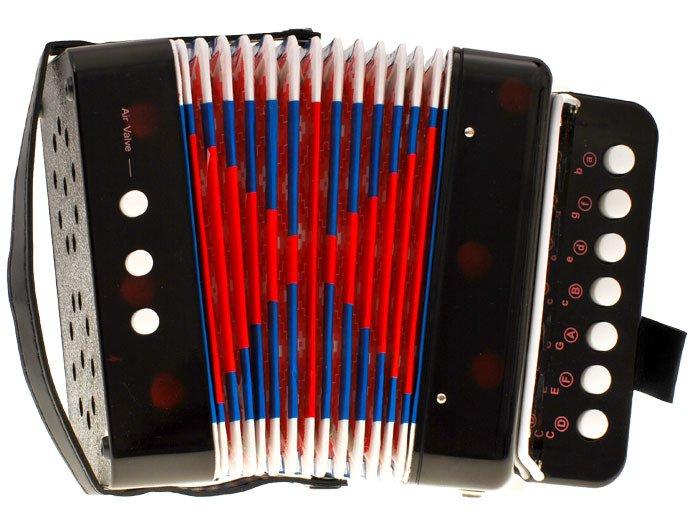 Dětská tahací harmonika