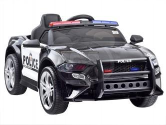 Elektrické autíčko policie