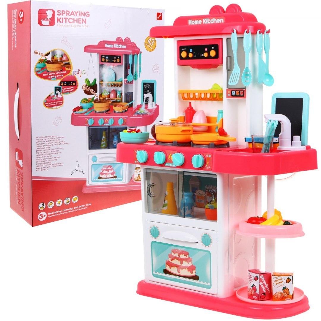 Dětská kuchyňka se zvuky a světly