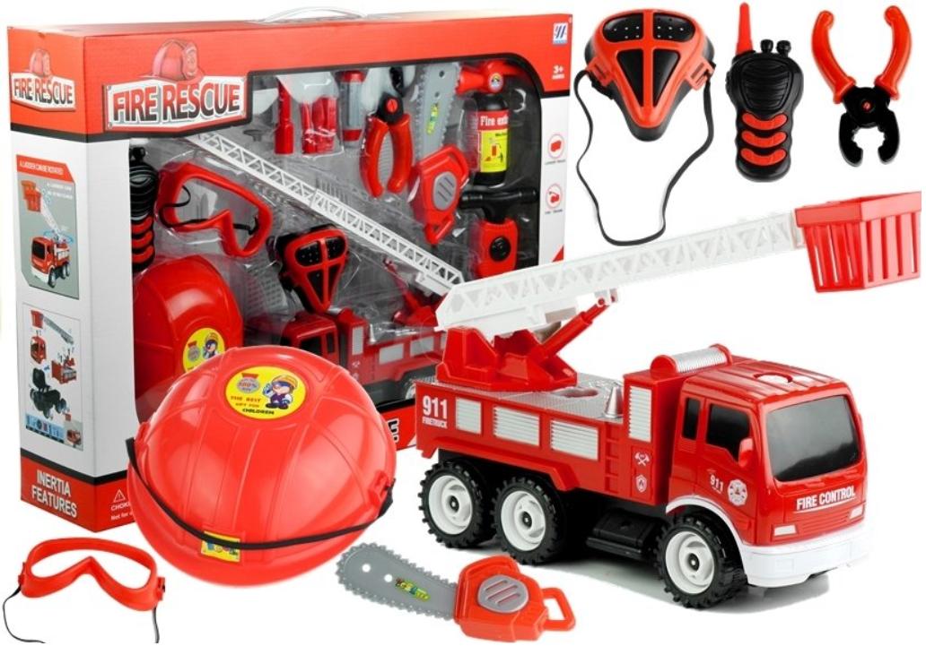 Sada malého hasiče