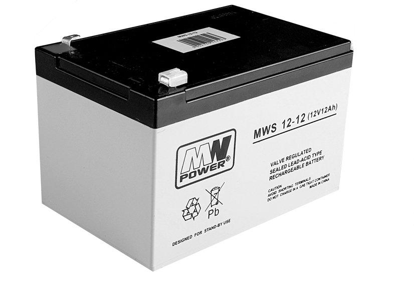Gelová nabíjecí baterie 12V 12AH