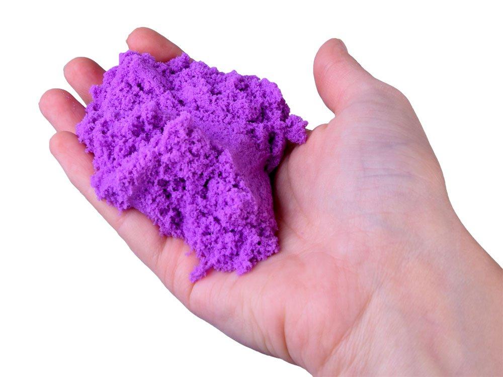 Kinetický písek 2 kg + formičky