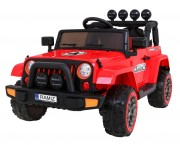 Elektrické auto JEEP Full Time 4WD
