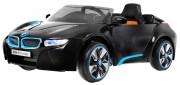 Elektrické autíčko BMW i8 černé