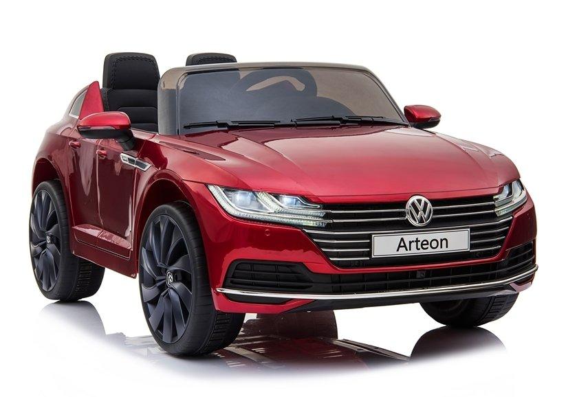 Elektrické autíčko VW Arteon, 2.4GHz - lakované červené