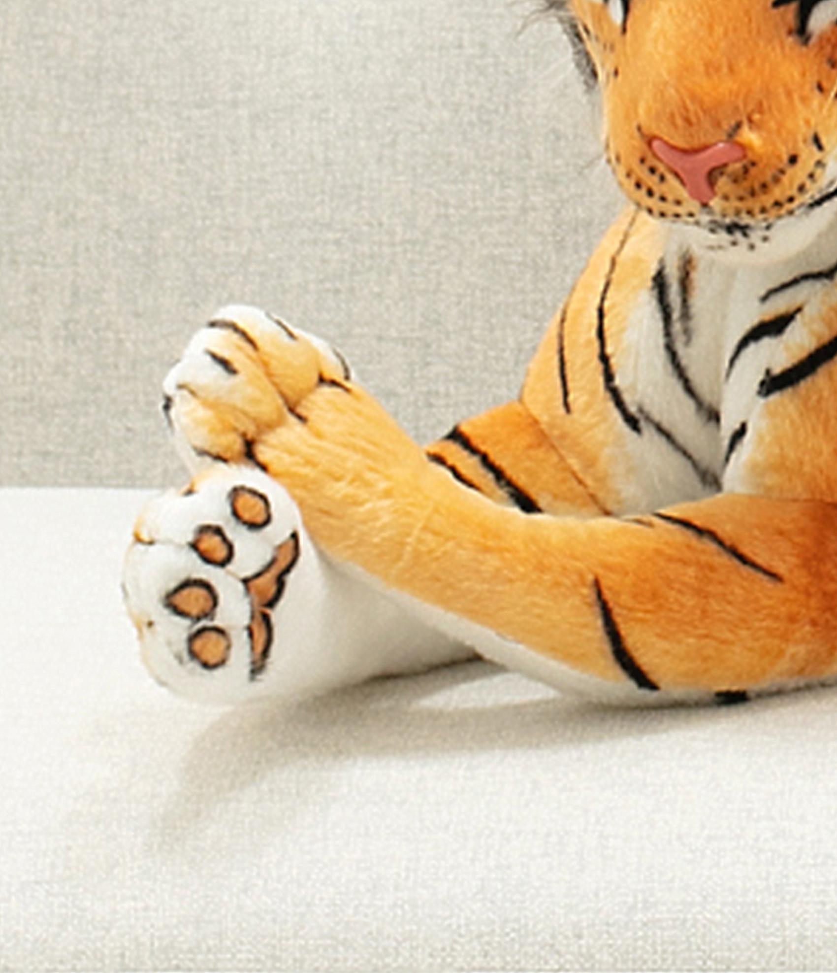 Velký plyšový tygr 90 cm