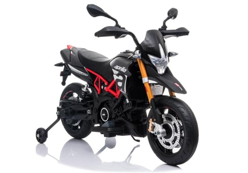Elektrická motorka Aprilia