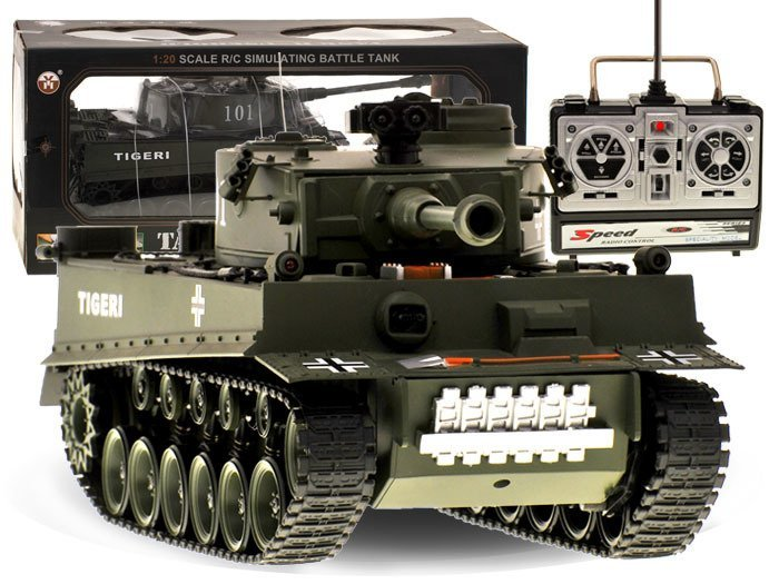 RC tank - TIGER