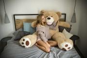 Plyšový medvěd GIGANT 150 cm