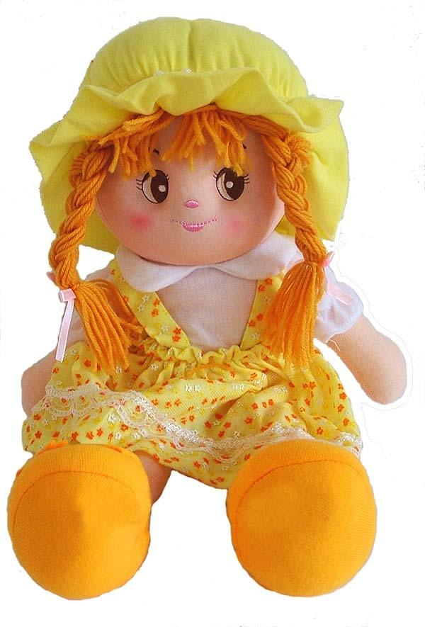Mluvící panenka Zuzanka 50 cm