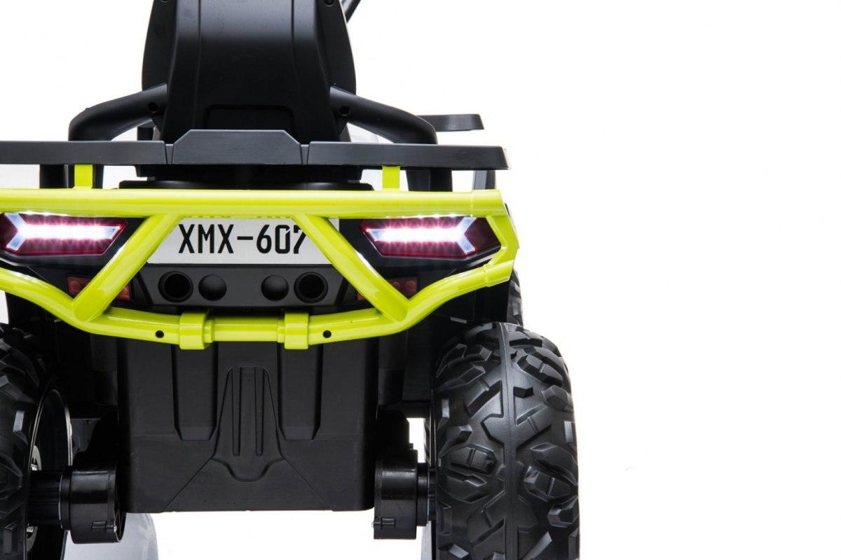 Dětská elektrická čtyřkolka X-MAX 607