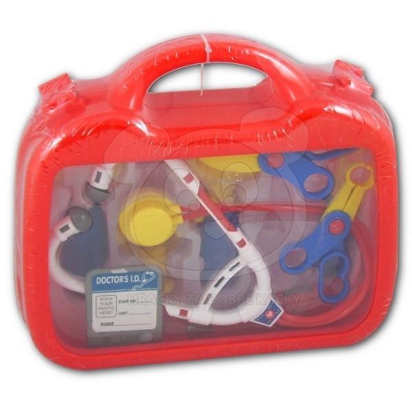 Dětská doktorka v kufříku - malá sada