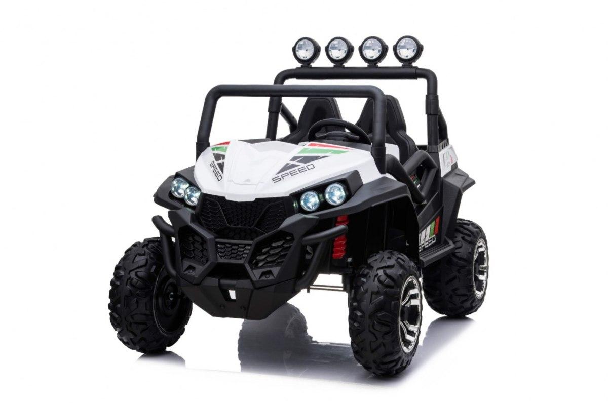 Dětské autíčko Grand Buggy 4x4 LIFT - bílé
