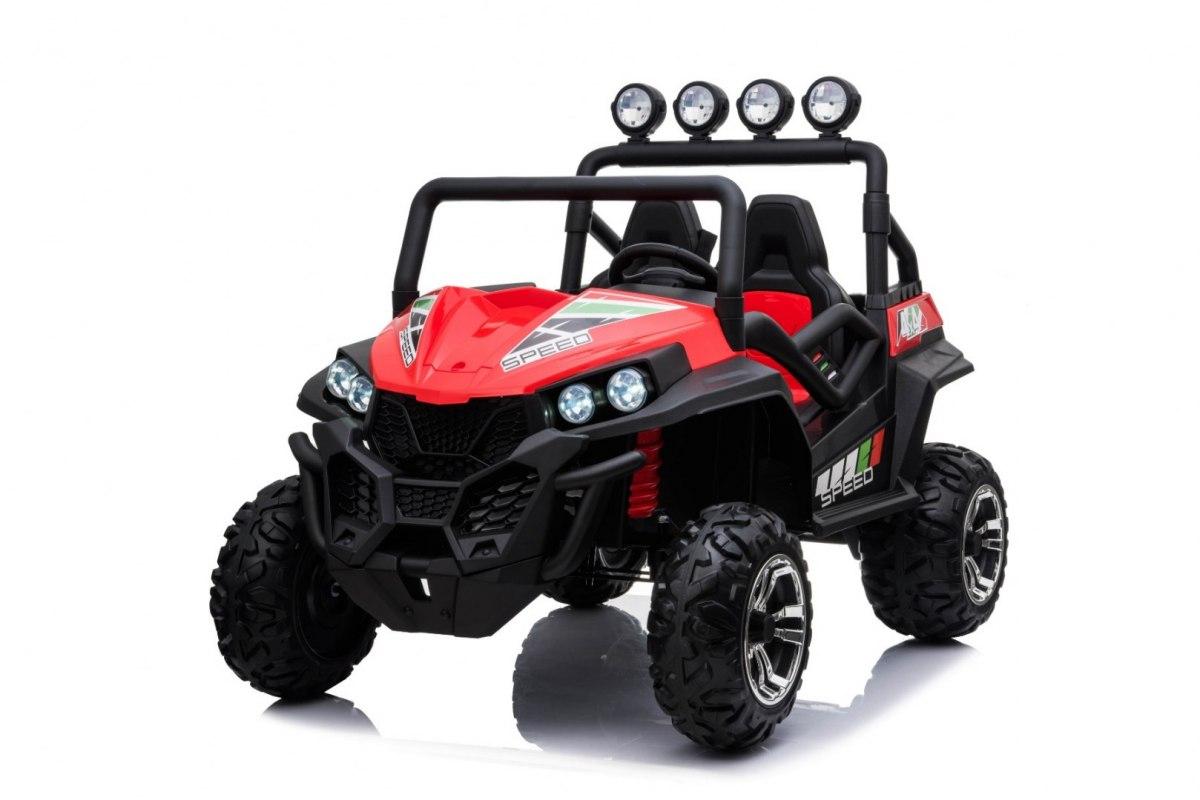 Dětské autíčko Grand Buggy 4x4 LIFT - červené