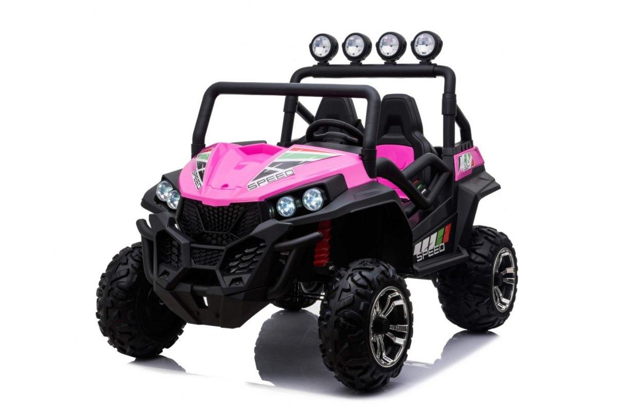 Dětské autíčko Grand Buggy 4x4 LIFT - růžové