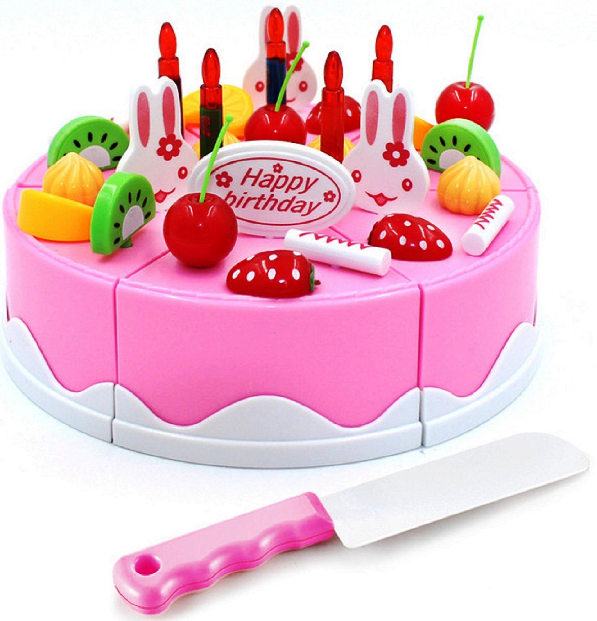 Narozeninový dort na krájení