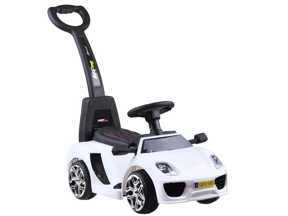 Dětské odrážedlo Lamborghini - bílé