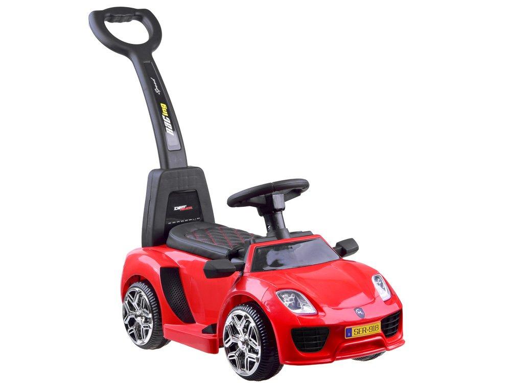 Dětské odrážedlo Lamborghini - červené