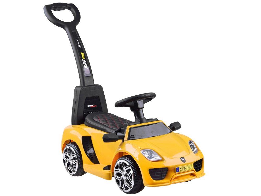 Dětské odrážedlo Lamborghini - žluté