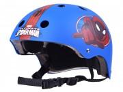 Dětská cyklistická helma M Spiderman