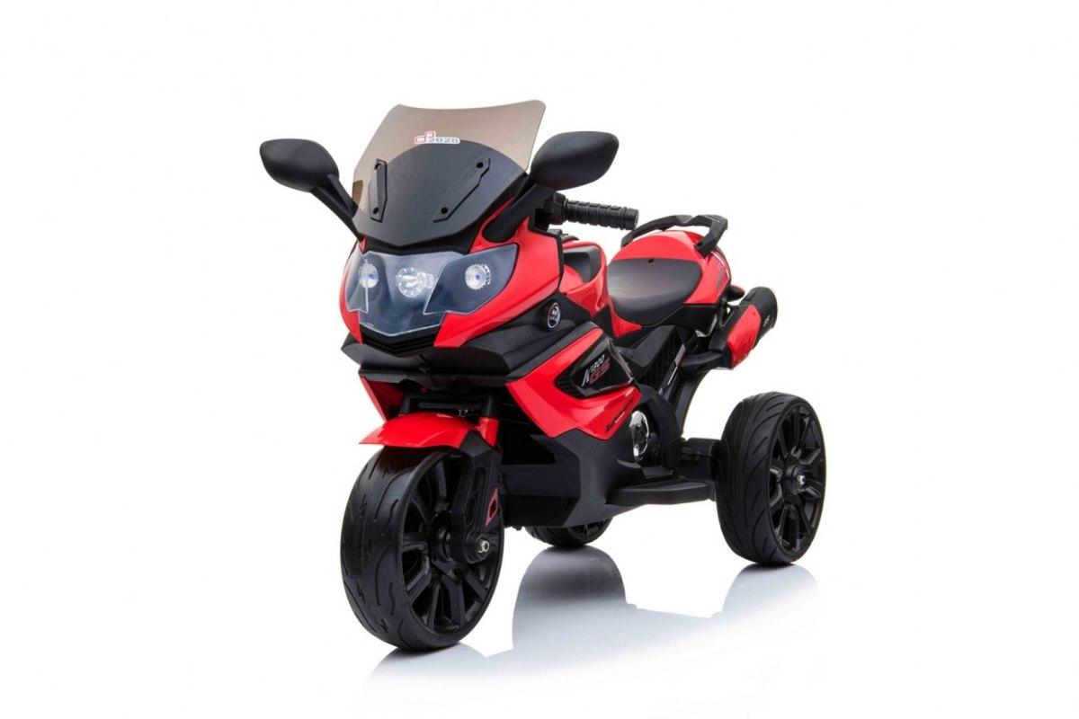 Elektrická motorka Grand Sport - červená