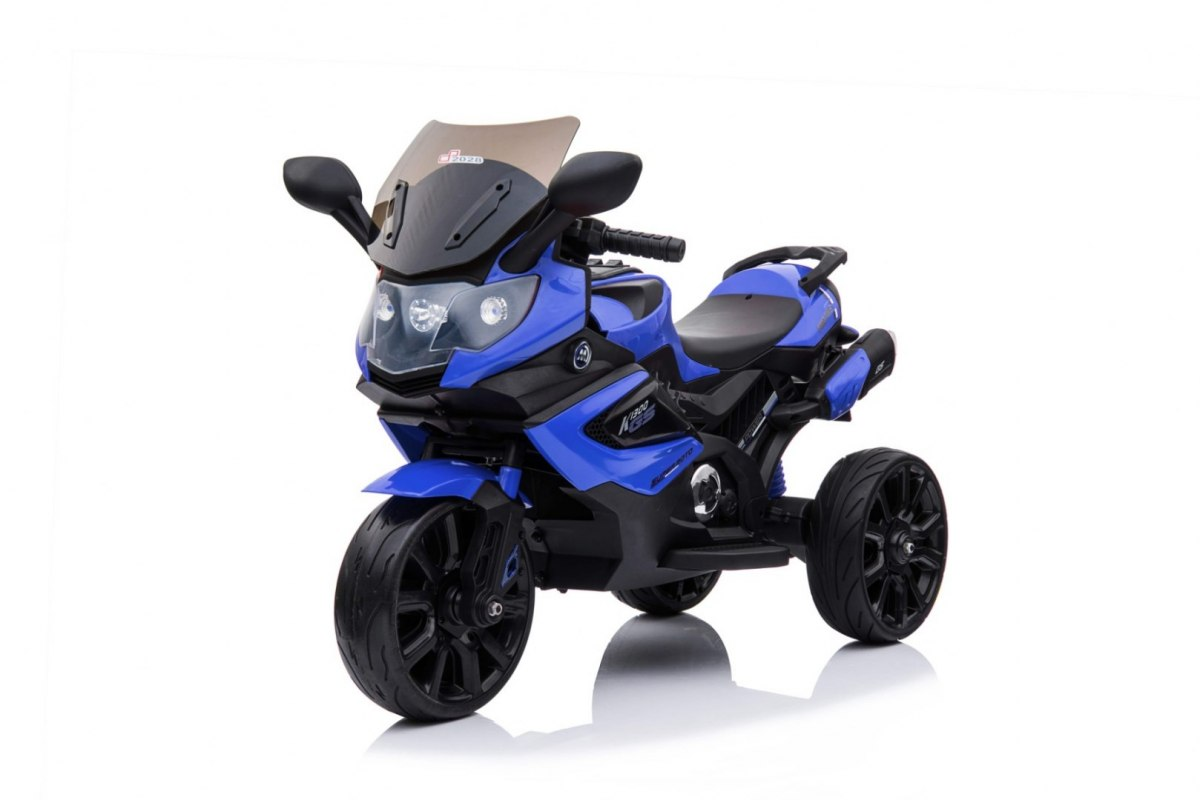 Elektrická motorka Grand Sport - modrá