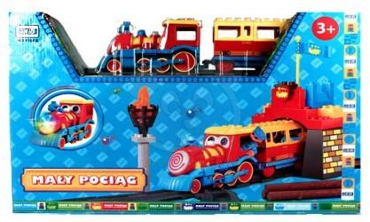Stavebnice Vláčkodráha - 8588B