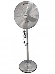 Podlahový ventilátor Vento 40 cm 50W INOX