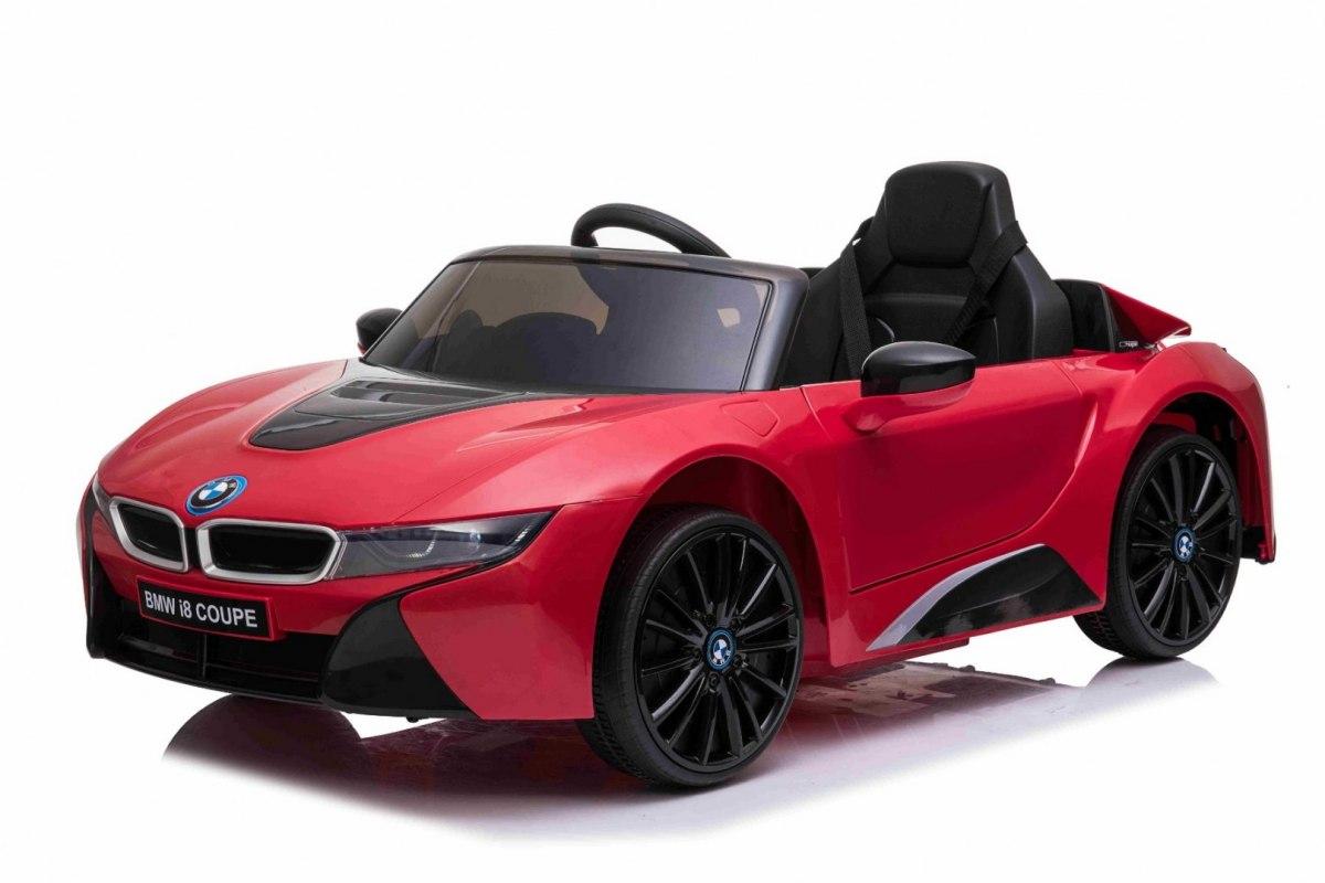 Elektrické autíčko BMW I8 LIFT - červené