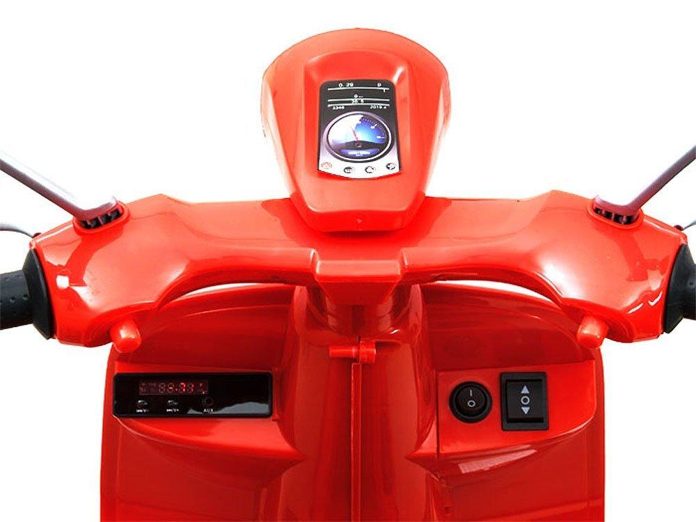 Dětský elektrický skútr Vespa Retro