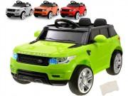 HračkyZaDobréKačky Elektrické autíčko Range Rover