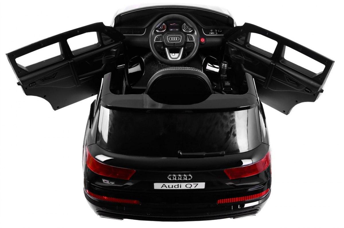 Audi Q7 s 2,4G bluetooth DO, EVA kola, kožená sedačka