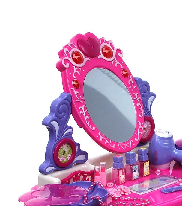Dětský kosmetický stolek se zvuky