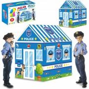 Dětský stan Policie s podlahou