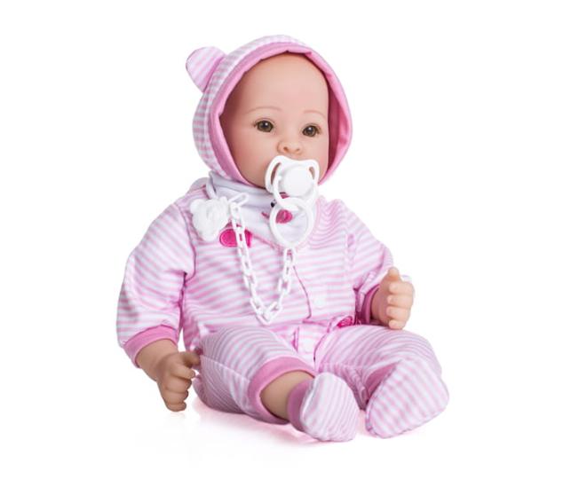 Doris vonící Panenka v pyžamu