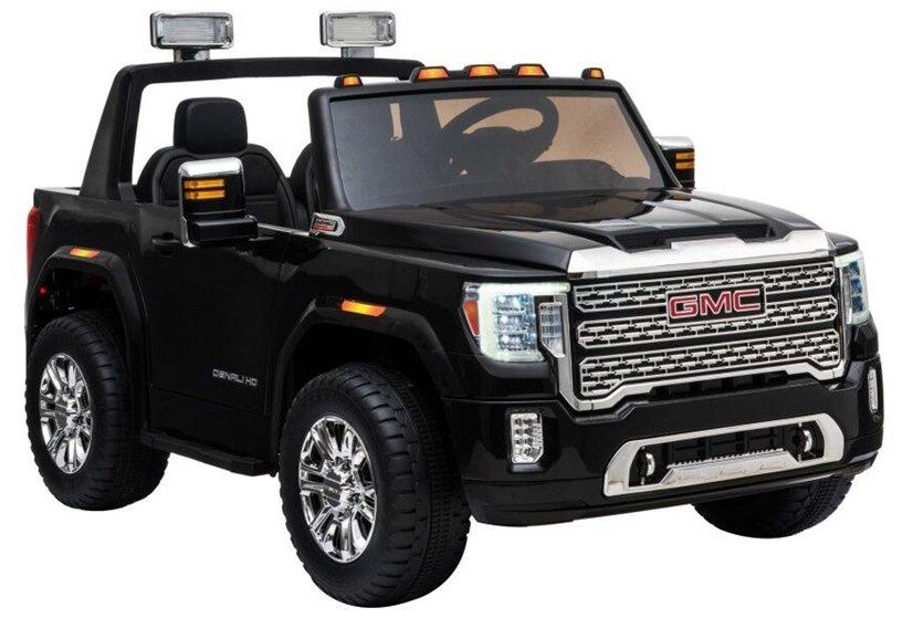 Elektrické autíčko GMC Denali - černé