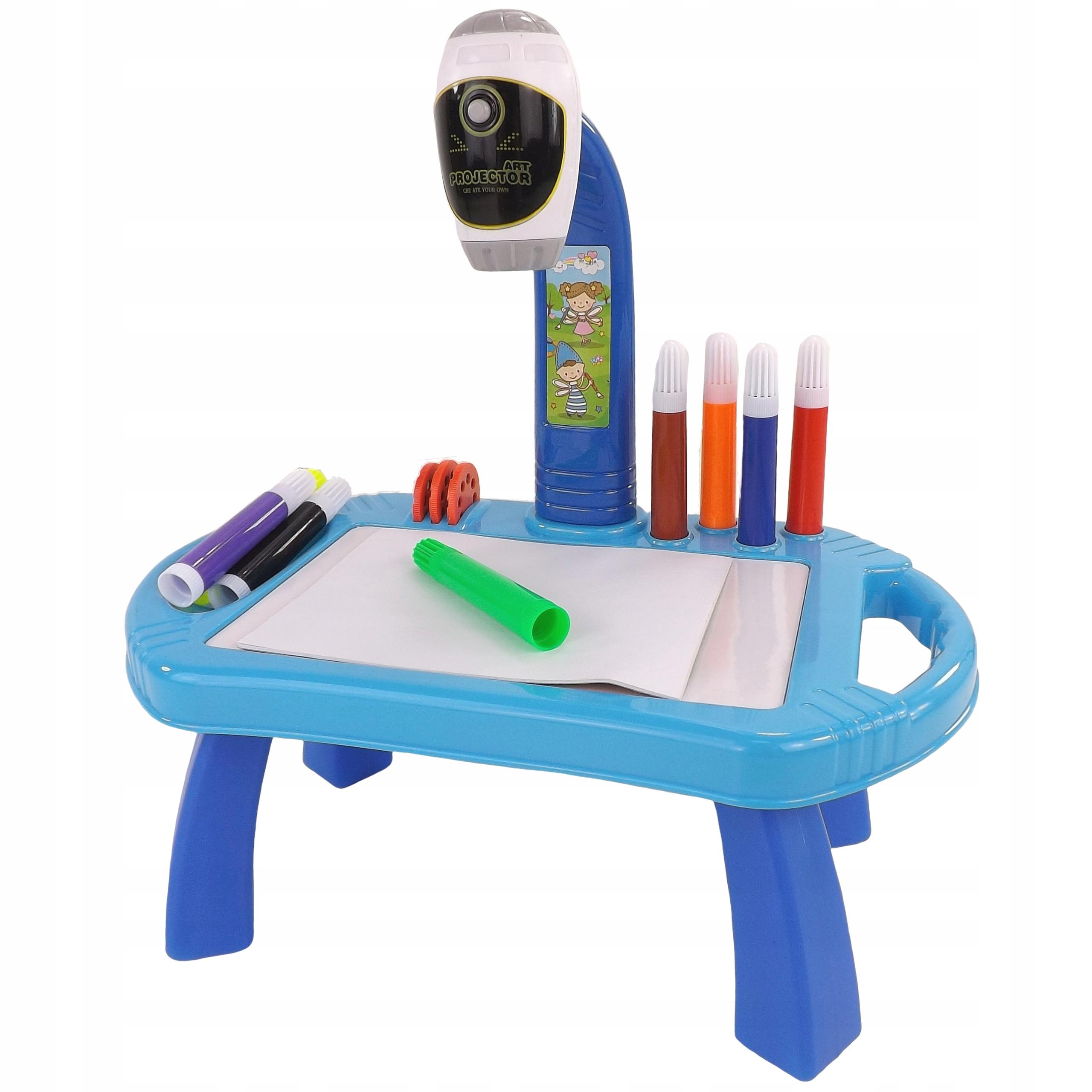 Dětský projektor na malování