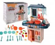 Velká dětská kuchyňka s příslušenstvím