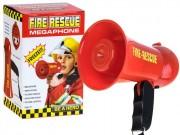 HračkyZaDobréKačky Megafon malého hasiče
