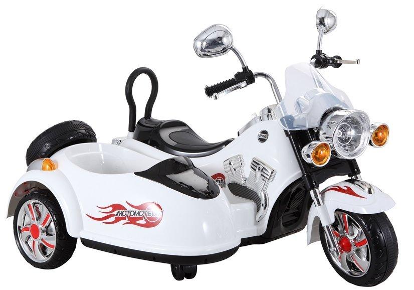 Dětská elektrická motorka SX138