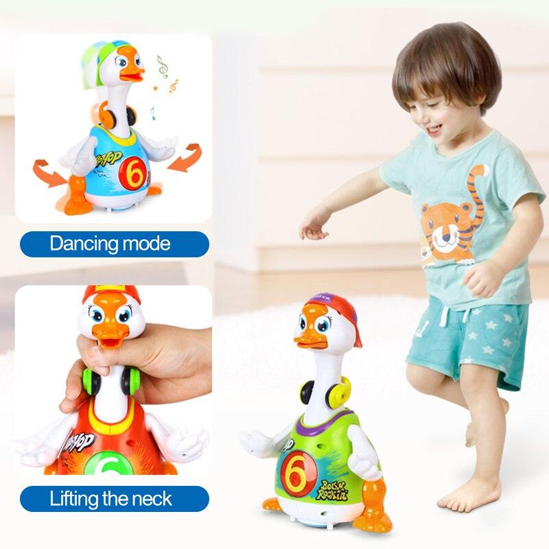 Tančící kačenka Huile Toys