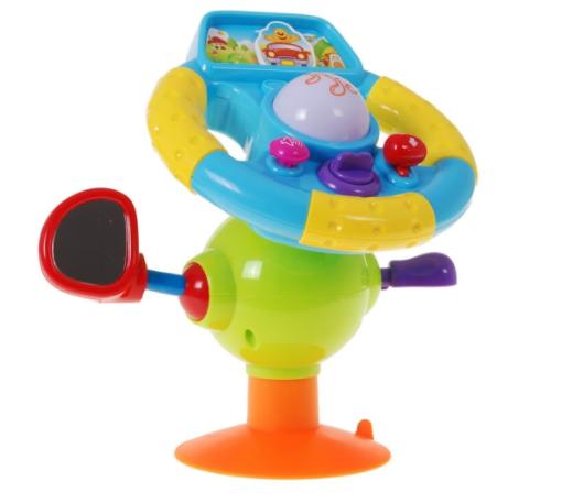 HračkyZaDobréKačky interaktivní volant