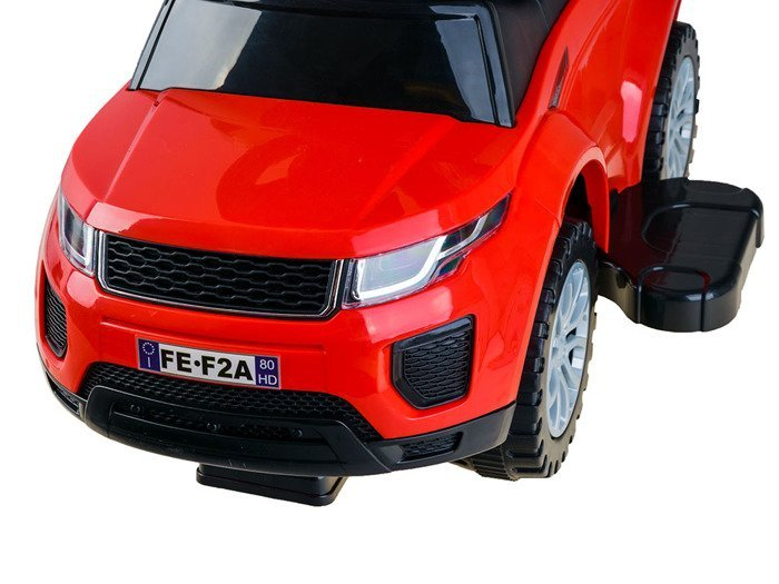 HračkyZaDobréKačky Odrážedlo Land Rover 3v1