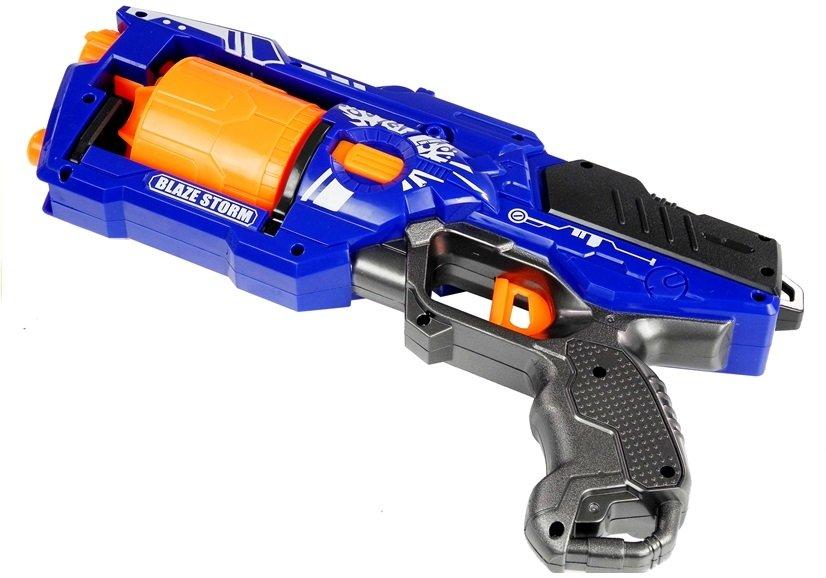 Blaze Storm pistole na pěnové náboje